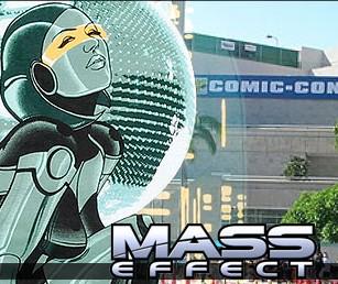 Comic con 2012: il programma di Bioware