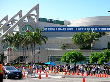 Mass Effect al Comic-Con 2012