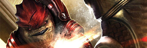 Mass Effect Foundation #2 disponibile! + REVIEW
