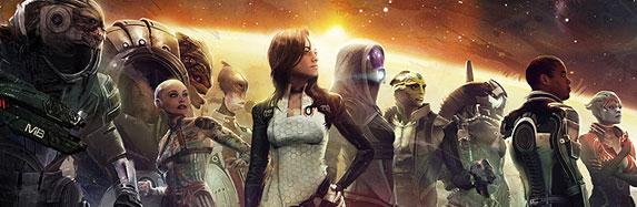 Buon Compleanno Mass Effect Legion!