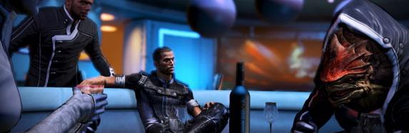 Trailer di Mass Effect 3: Citadel