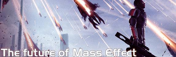 Casey Hudson e gli spin off di Mass Effect