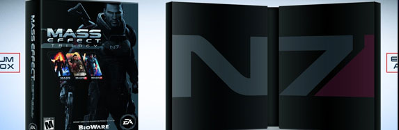 Il primo Mass Effect il 4 Dicembre su ps3, assieme alla Trilogy